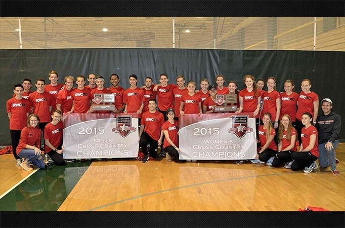 Cross Country Teams Repeat as ECC Champions - Roberts